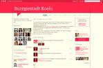 Bürgerstadt Köln Portal