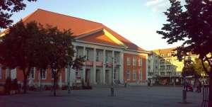Der Kreistag tagt im Kulturzentrum Rathenow am Märkischen Platz