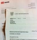 Briefe zum Fahrplan 2012