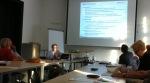 Verkehrsplaner Dr. Ralf Günzel im Wirtschaftsausschuss des Kreistages Havelland