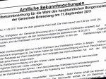 Amtsblatt 9/2011