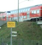 Ab Spandau umgeleitet: Regionalverkehr nach Schönefeld